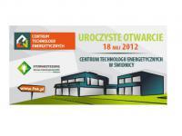 Otwarcie Centrum Technologii Energetycznych