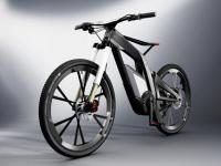 Elektryczny rower wyczynowy od Audi