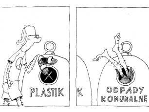 Cezary Krzysztopa: odpady komunalne