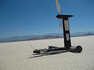 Samochody napędzane wiatrem