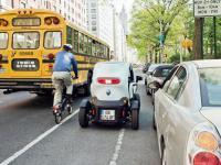 Miejska wypożyczalnia samochodów elektrycznych