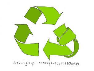 Cezary Krzysztopa dla Ekologia.pl - Recykling
