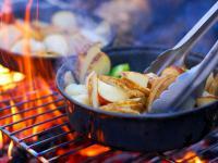 Kulinarna przygoda na polu kempingowym
