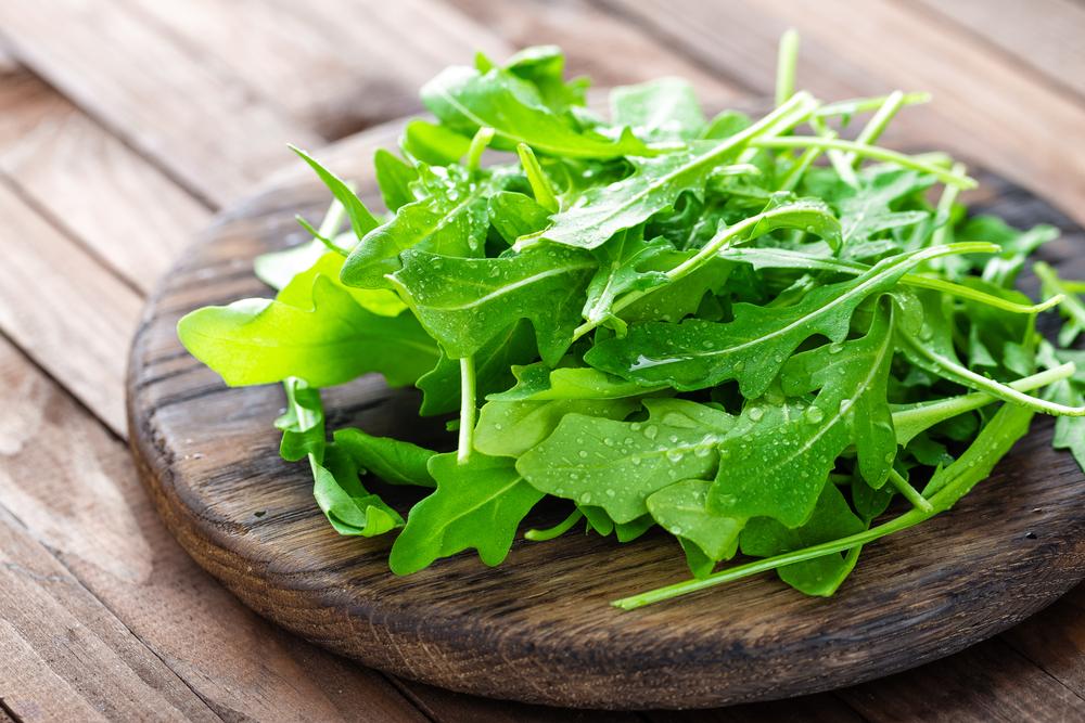 Rukola warzywo - właściwości, witaminy i wartości odżywcze rukoli