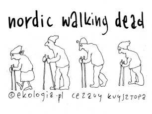 Nordic Walking Dead