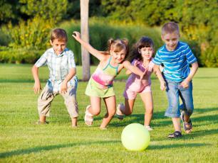 Aktywne dziecko, to mądre dziecko