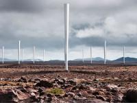 Turbiny wiatrowe bez śmigieł?