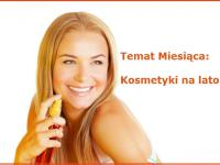 Naturalne kosmetyki na lato