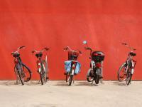 Kraków z perspektywy rowerowego siodełka
