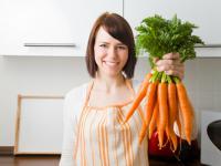 Marchew warzywo - właściwości, witaminy i wartości odżywcze marchwi