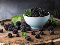 Jeżyny owoce - właściwości, witaminy i wartości odżywcze jeżyn