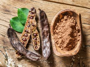 Karob – sposób na zdrowe słodkości