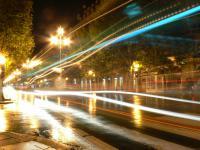 LED-owa rewolucja na polskich ulicach