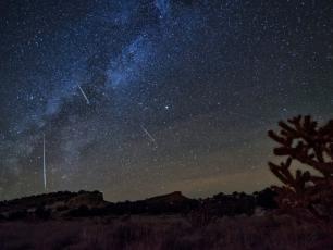 Spójrzcie w niebo. Nadlatują Orionidy