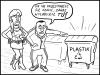 Miejsce na plastik