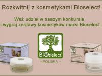 """Konkurs """"Rozkwitnij z kosmetykami Bioselect"""" rozwiązany!"""