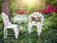 Lato w ogrodzie - podlewanie i odchwaszczanie