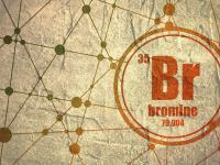 Brom (Br) - właściwości, działanie i występowanie bromu