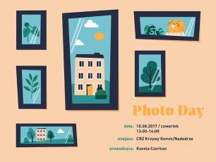 PHOTO DAY, czyli bezpłatne warsztaty fotograficzne dla dzieci