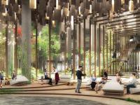 W Paryżu powstanie hotel z drewna otwarty na całe miasto