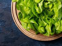 Sałata zielona warzywo - właściwości, witaminy i wartości odżywcze sałaty zielonej