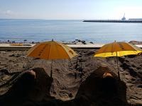 Ciepły piasek pomoże na wiele dolegliwości. Sprawdź jakie