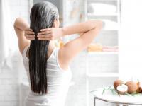 Oczyszczanie włosów naturalnym preparatem