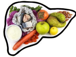 Codzienna dieta na wzmocnienie wątroby