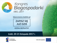 V Międzynarodowy Kongres Biogospodarki