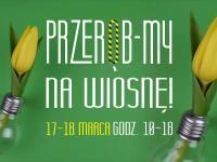 """""""Przerób-My""""  czyli festiwal rękodzieła w marcu w Warszawie"""