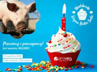 Worldwide Vegan Bake Sale - Pieczemy i pomagamy!