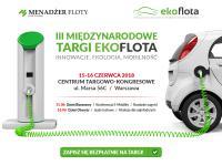 Targi EkoFlota w czerwcu w Warszawie