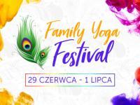Family Yoga Festival już za miesiąc