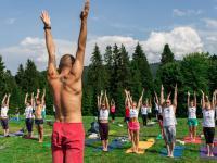 VI Górski Maraton Jogi w Wierchomli coraz bliżej