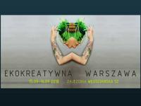 Ekokreatywna Warszawa już wkrótce