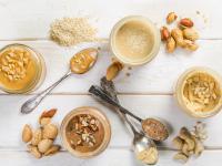 Przepis na masło orzechowo-sezamowe