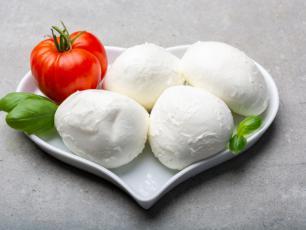 Ser mozzarella – źródło zdrowia i witalności