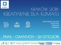 III edycja Climathonu w październiku w Krakowie