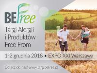Targi Alergii i Produktów Free From w grudniu w Warszawie