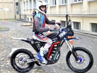 Studenci AGH skonstruowali elektryczny motocykl