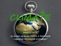 Warsztaty klimatyczne już wkrótce w 4-ech miastach