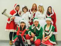 Dołącz do Akademii Elfów Świętego Mikołaja!