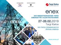 Targi Enex/ Enex Nowa Energia ruszą już w lutym!