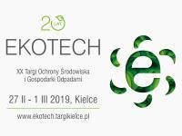 20 lat gospodarki odpadami na targach EKOTECH