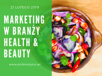 Marketing w branży health&beauty - konferencja w lutym