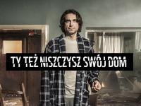 Kto zdemolował mieszkanie Marcina Dorocińskiego?