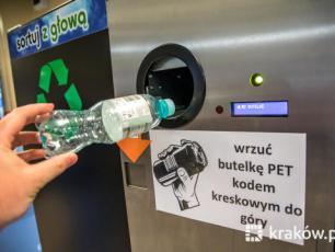 Pierwszy taki automat w Polsce