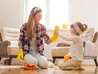 Sprzątanie pozwoli utrzymać mózg w dobrej kondycji