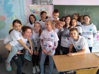 Dzieci stworzyły kampanię społeczną w ramach projektu Klimatyczna klasa
