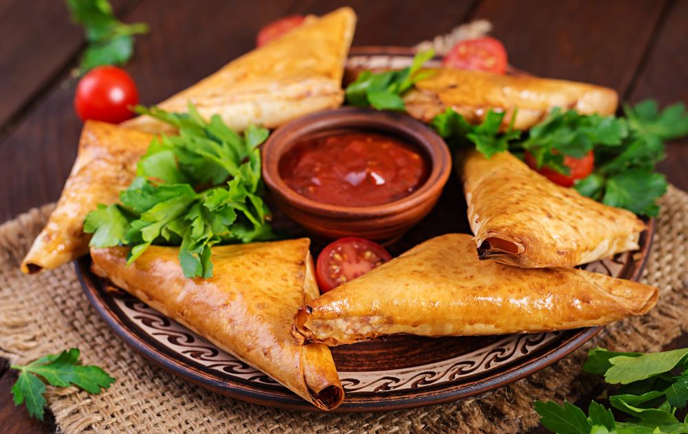 Samosy – smak Indii w Twoim domu
